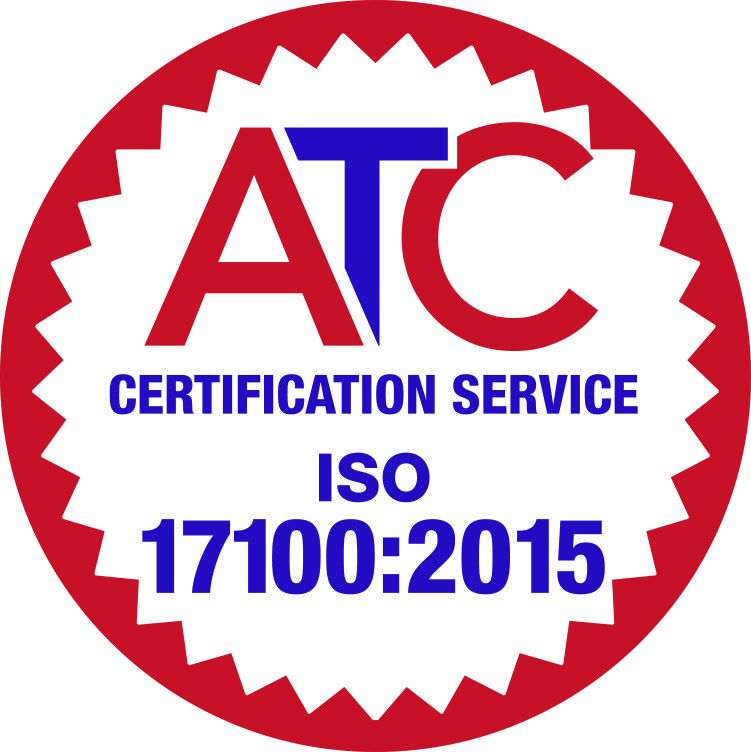 ATC Certification Service: ISO 17100:2015