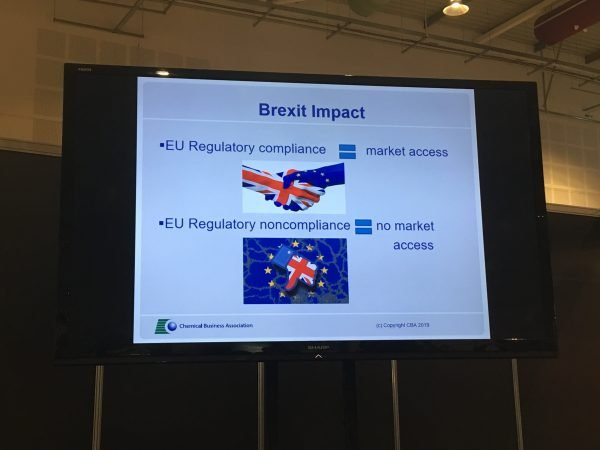The impact of Brexit, Peter Newport