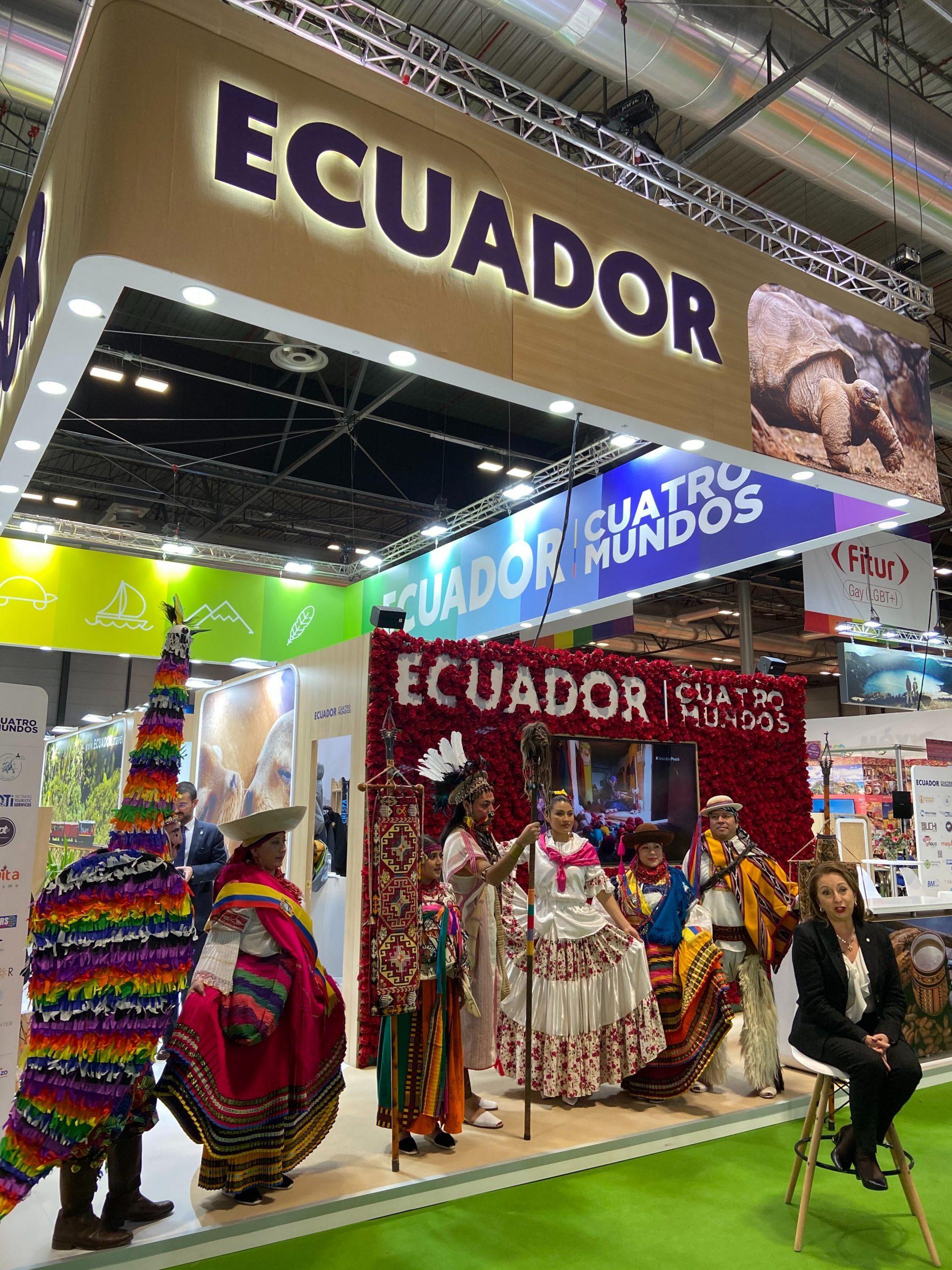 FITUR 2020-Visit Ecuador