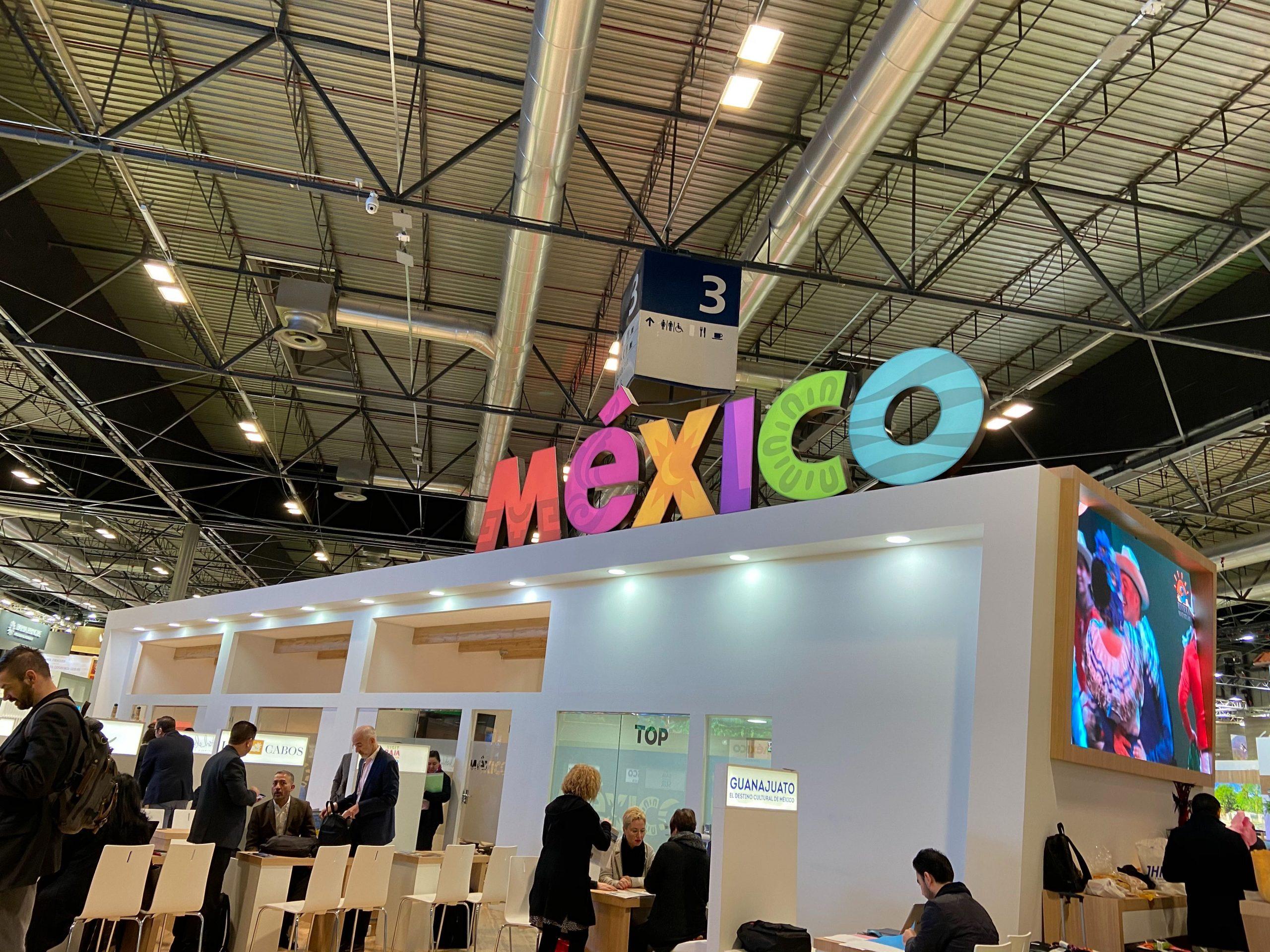 FITUR 2020-Visit Mexico