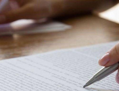 Revisión, corrección de concepto y corrección de pruebas