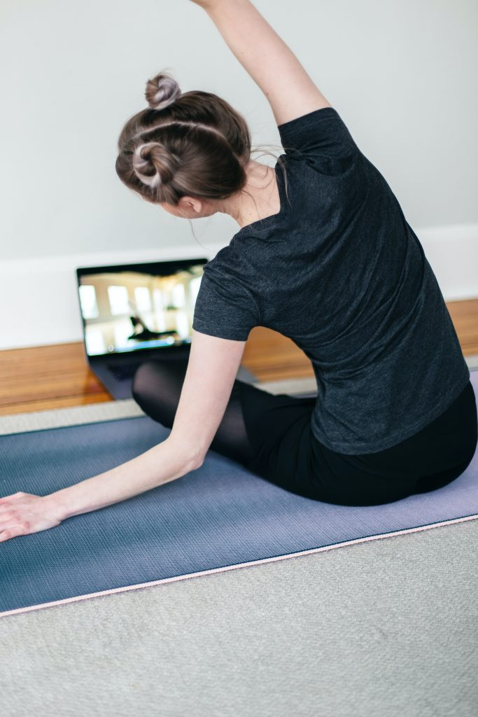 online exercising