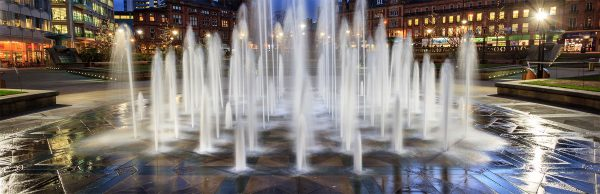 Sheffield Fountains